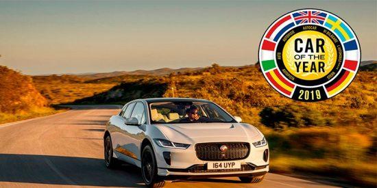 Este maravilloso SUV eléctrico se corona como coche del Año en Europa 2019