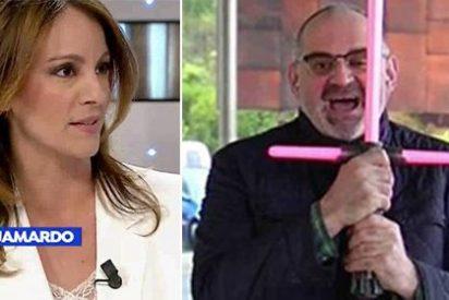 Un espectacular golpe bajo jamás antes visto: María Jamardo humilla al bocazas Antón Losada