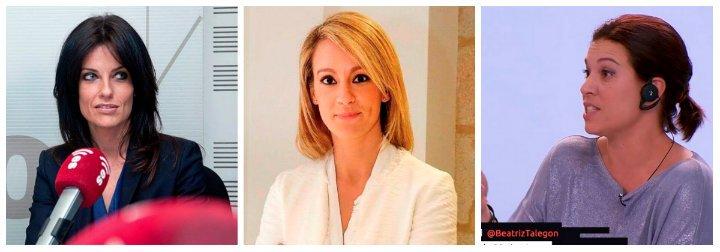 María Jamardo Y Cristina Seguí Le Pintan La Cara A La Pesetera