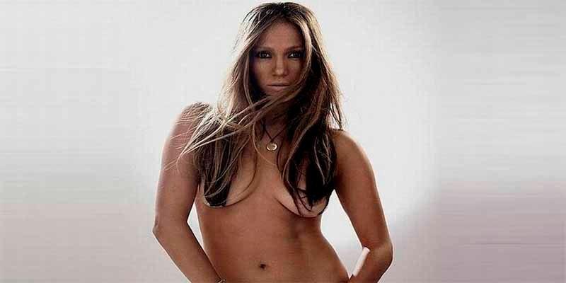 La veterana Jennifer López y sus fotos sin ropa y sin Photoshop que mandó borrar pero siguen en Google