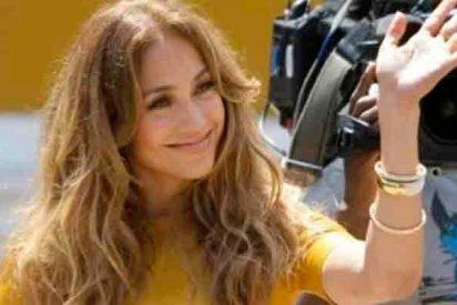 El 'mamarracho' regreso al gym de Jennifer López