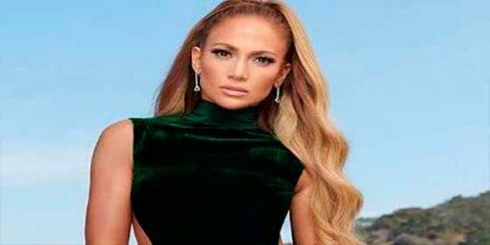 Jennifer Lopez mostró su pelo natural y las redes se descojonan ¡WTF!