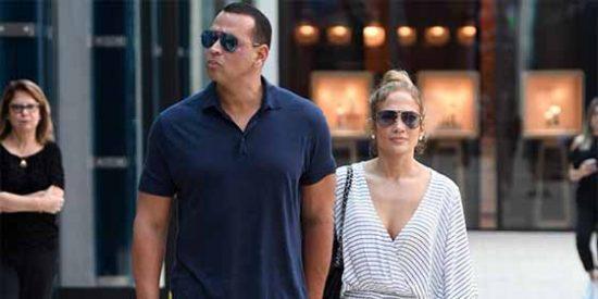Jennifer Lopez responde a las acusaciones de infidelidad en contra de Alex Rodríguez