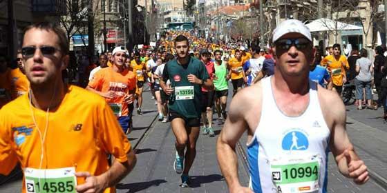 Jerusalén se prepara para su maratón, una de las más exigentes del mundo
