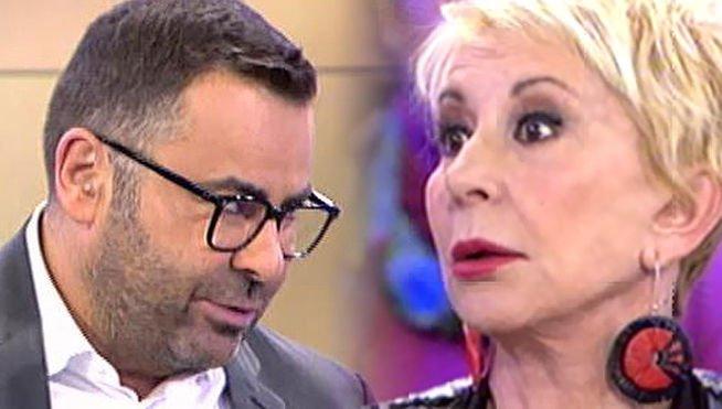 No es una broma: Karmele Marchante relaciona el ictus de Jorge Javier Vázquez con el machismo