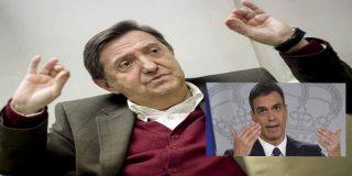 """Federico J. Losantos: """"La Banda de Sánchez es la ETA"""""""