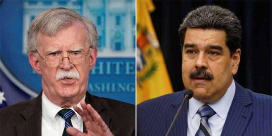 EEUU no descarta aplicar la 'Doctrina Monroe' ante la interferencia rusa en la Venezuela chavista