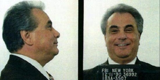 El fatídico encuentro entre el jefe de la DEA y el mafioso John Gotti: Espionaje, asesinatos y droga