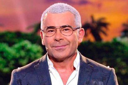 'Sálvame': Jorge Javier Vázquez no puede contener la emoción al entrar por teléfono en 'Sálvame' tras el ictus