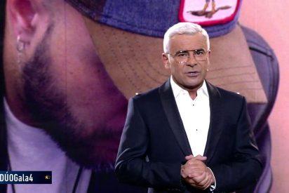 Telecinco: Vasile oculta que a Jorge Javier Vázquez solo le salva un dato de 'geriátrico'