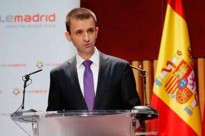 La Telemadrid de José Pablo López 'fusila' a Telecinco el nombre del nuevo programa de Inés Ballester