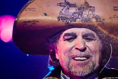 Al viejo pirata Joaquín Sabina, los indepes Puigdemont, Torra o Artadi se 'la sudan'