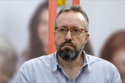 Juan Carlos Girauta da un portazo y se va de Ciudadanos tras la rendición de Arrimadas a Sánchez