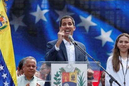 """Juan Guaidó: """"Voy camino a casa, salgan a las calles"""""""