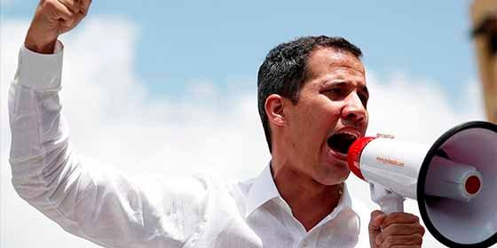"Juan Guaidó comenzó la movilización nacional para sacar al sátrapa Maduro ""definitivamente del poder"""