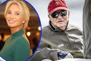 Corinna Larsen, la antigua amiga del rey Juan Carlos, niega ante el juez londinense haber recibido mordidas del AVE a La Meca