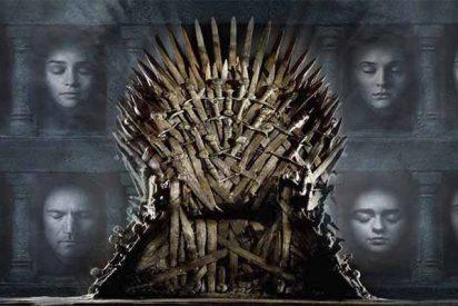 HBO esconde 6 TRONOS DE HIERRO por todo el mundo para que sus fans los encuentren