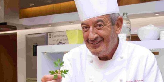 Karlos Arguiñano monta un buen incendio en su cocina con un soberano 'desprecio' a la radio de Atresmedia