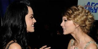 Katy Perry a Taylor Swift, ¿a días de poner tregua a su guerra de 'Divas'?