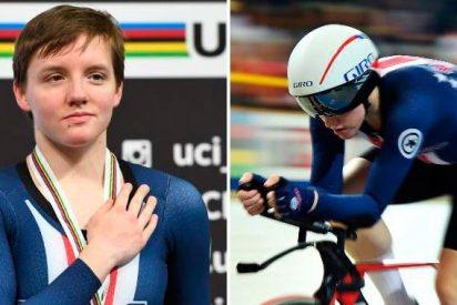 Se suicida la ciclista Kelly Catlin, medalla de oro en los Campeonatos del Mundo