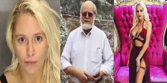 Detienen a una modelo Playboy por el asesinato de un psiquiatra de 71 años en California