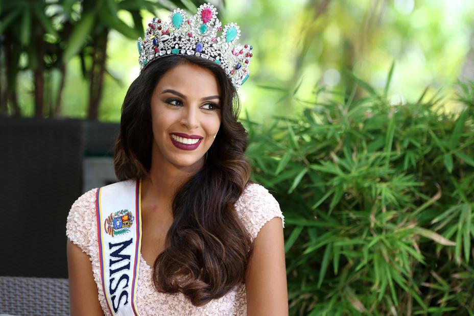El destape de Keysi Sayago, Miss Venezuela 2016