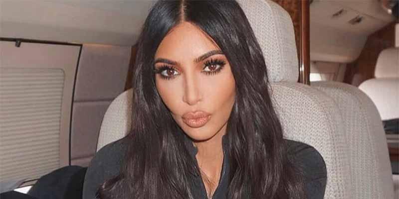 Kim Kardashian se hace un selfi, lo sube a Instagram y los troles la acusan de haberse operado