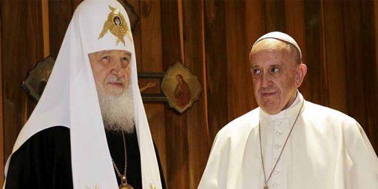 ¿Sabes cuáles son las causas de los 1.000 años de enemistad entre católicos y ortodoxos?