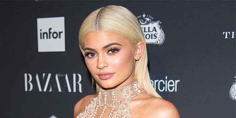 Con este tierno desnudo, la bella Kylie Jennerde da jaque mate a Kim Kardashian y Kendall Jenner