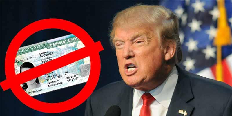 'Carga pública', el estatus que puede usar EEUU para negar la residencia permanente