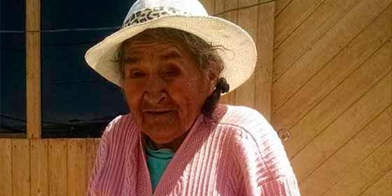 Andrea Gutiérrez, a sus 122 años, exige ser reconocida como la más lóngeva del mundo