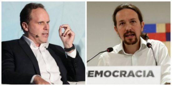 Magistral revolcón 'económico' de Daniel Lacalle a Podemos con su doble cara con la reforma laboral