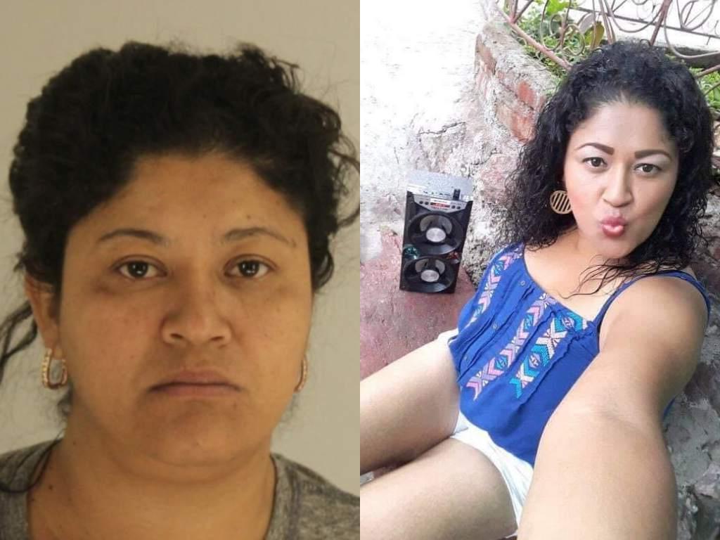 """La famosa """"Lady Frijoles' de la caravana migrante y su hermana, detenidas por agresió'"""