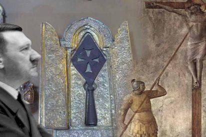 La campaña secreta de Hitler para hacerse con la lanza 'mágica' que Longinos clavó a Jesucristo