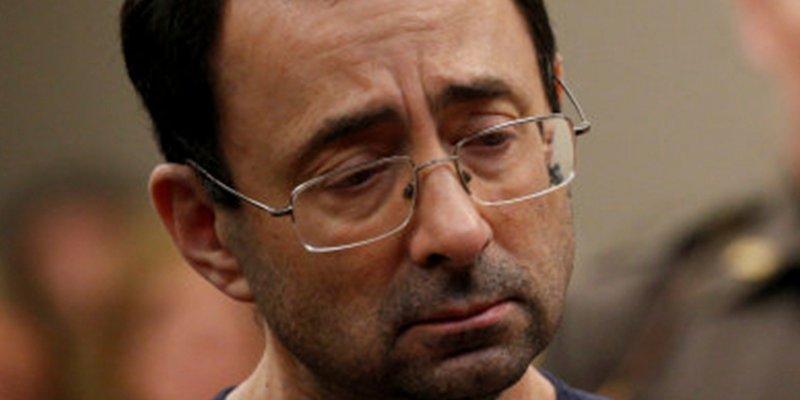 Más de 50 mujeres denuncian al Comité Olímpico de EE.UU. por no prevenir los abusos del médico Larry Nassar