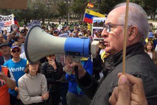 """Antonio Ledezma: """"Con el TIAR debemos enterrar dialogo de Barbados"""""""