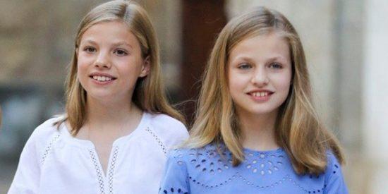 El motivo del duro 'castigo' que sufren las resignadas hijas de la reina Letizia en su colegio