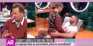 Ataque brutal de Alessandro Lequio contra María Jesús Ruiz por su falso feminismo