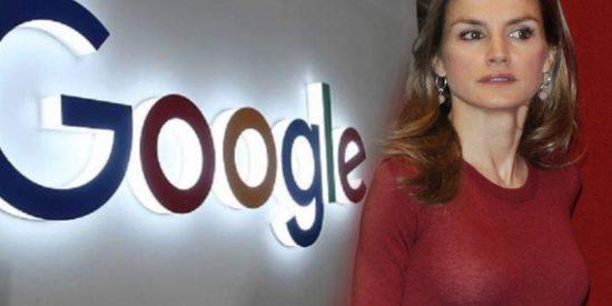 La reina Letizia se pondrá al servicio de Google