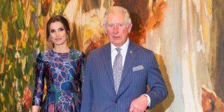"""La prensa inglesa enamorada de la Reina Letizia: """"Deslumbrante"""" e """"increíblemente guapa"""""""