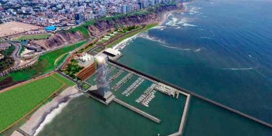 Lima tendría una terminal de cruceros el 2021