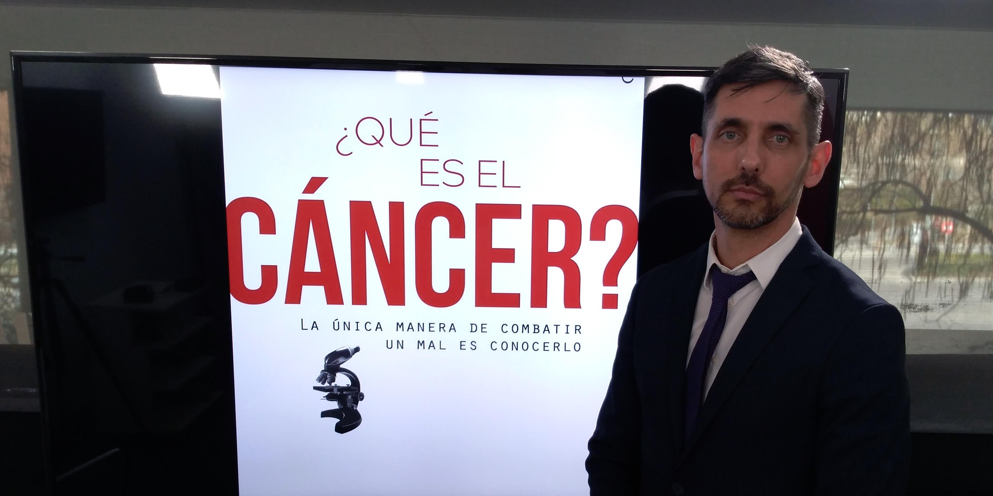 """Eduardo López-Collazo: """"No es disparatado que la cura al cáncer tenga el sello Made in Spain"""""""