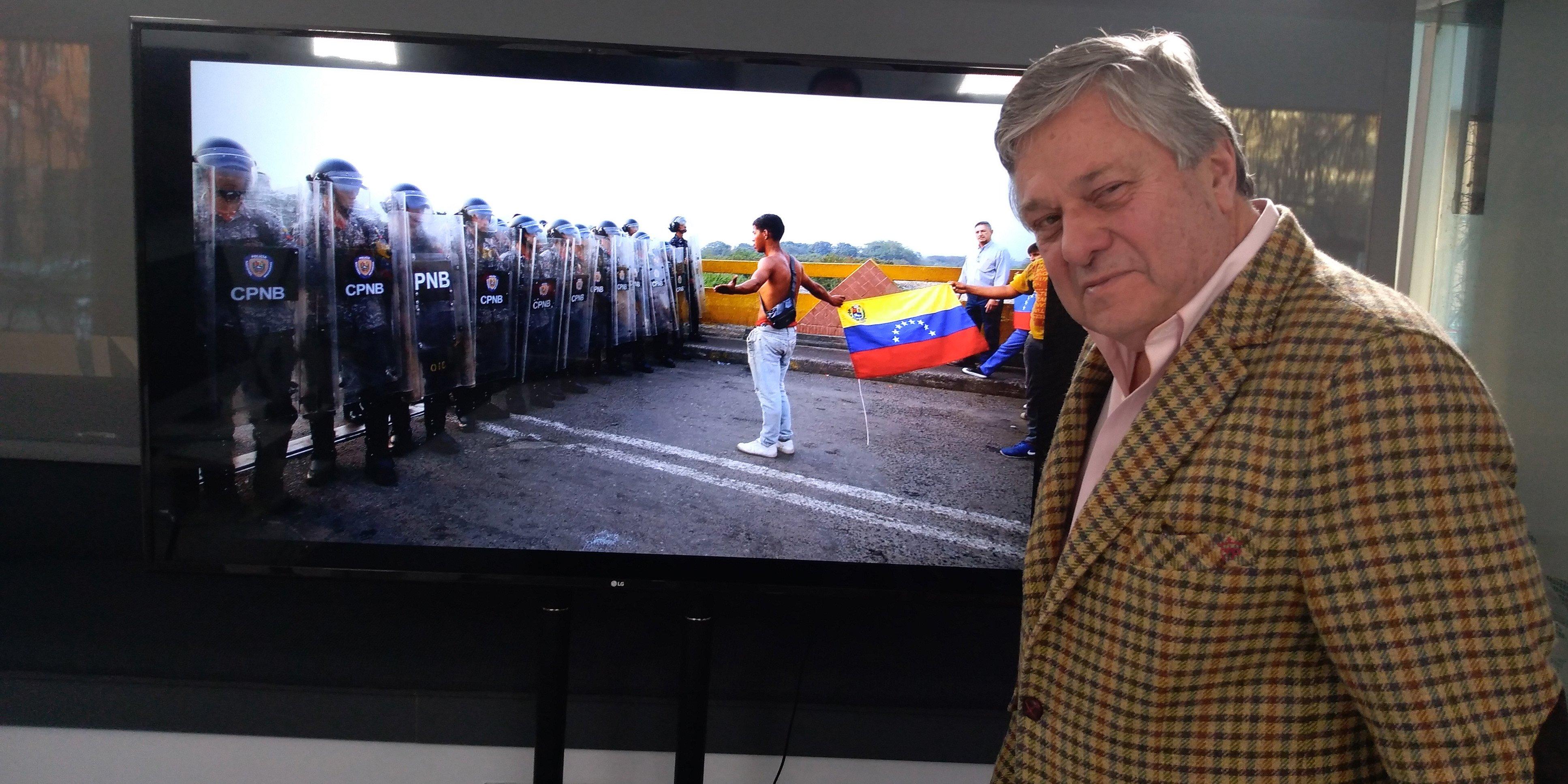 """Leopoldo López: """"Maduro parece hijo putativo de Pablo Escobar y su política de plata o plomo"""""""