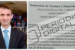 Nuevo escándalo en Telemadrid: José Pablo López provoca un ERE para poder colocar a los amiguetes de los sindicatos