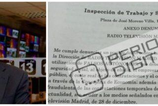 Telemadrid se expone a una multa millonaria por el escándalo de los falsos autónomos que salpica a José Pablo López
