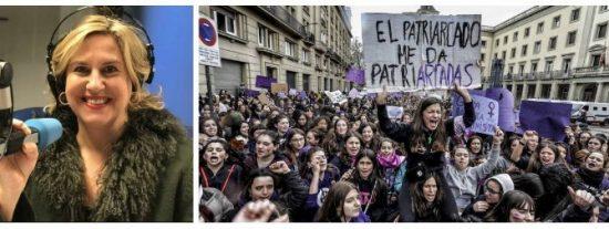 "Cristina López Schlichting cruje a base de bien a las feminazis: ""Su feminismo no está reñido con la idiocia"""