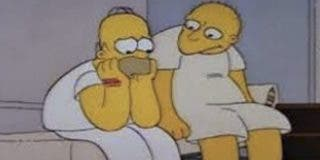 ¿Sabes por qué no podrás volver a ver jamás este mítico capítulo de 'Los Simpson'?