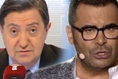 """Jiménez Losantos machaca sin piedad a Jorge Javier Vázquez: """"Está enfermo de fama"""""""