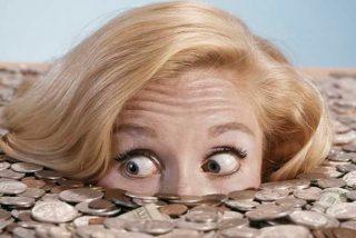 Mujer se entera por Facebook que ha ganado 5 millones de dólares en la lotería