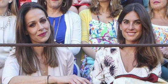 """La presentadora Eva González, cansada de la polémica con Lourdes Montes: """"Nuestra relación es buenísima"""""""